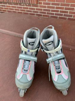 Girls Youth DBX Roller Blades Skates Adjustable Size 3-6