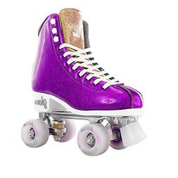 glam roller skates for women and girls
