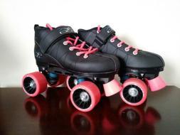 Pacer GTX 500 Quad Speed Roller Skates Size 5