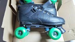 Pacer GTX 500 Quad Speed Roller Skates Size 8.