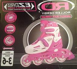 harmony adjustable inline skates sz