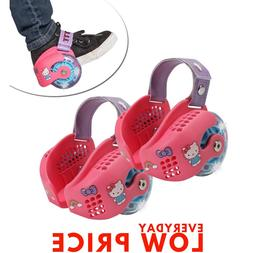 hello kitty led light up heel wheel