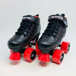 hoopla roller skates kids boys girls quad