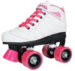 Lenexa Hoopla Kids Roller Skates for Kids Children - Girls a