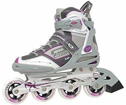 Roller Derby I359-10 Aerio Q-60 Womens Inline Skate - 10
