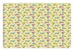 ice cream pet mat for food