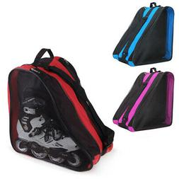Portable Skate Bag For Ice Skating Roller Derby Speed Skates