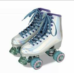 Impala Quad Roller Skates - Holographic US Size 9 Brand New