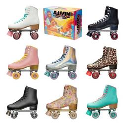 Impala Quad Roller Skates Womens Sizes 3-12 Vegan NEW FAST F