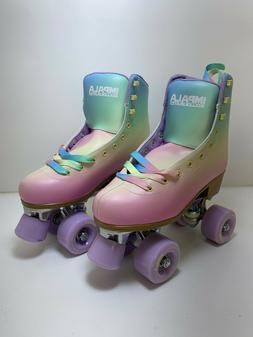 In Hand New IMPALA Sidewalk QUAD Roller Skates PASTEL FADE U