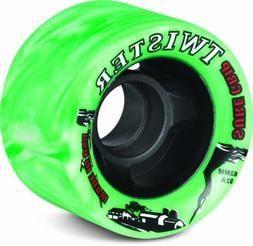Sure-Grip Indoor Zoom Wheels - neon green