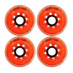 Labeda Inline Roller Hockey Skate Wheels Addiction Orange 80