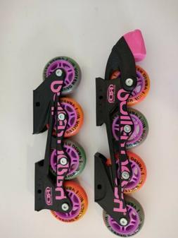 Roller Derby inline roller skate wheels