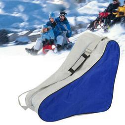 Inline Roller Skating Boots Bag Ice Skates Helmet Storage Ba