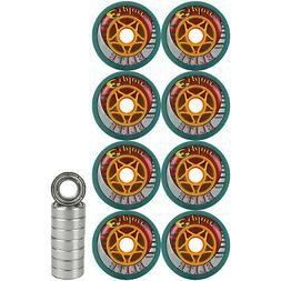 Inline Skate Explorer Elite MICRO Rollerblade Wheel 80mm 81a
