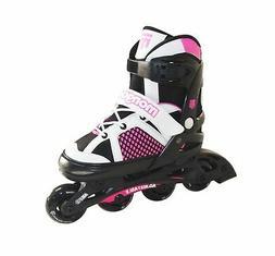 Mongoose Girl's Inline Skates, Large