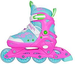 Hype Sherbet Adjustable Inline Skates Kids rollerblades Girl