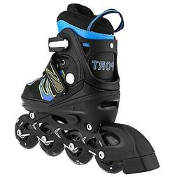 ANCHEER Inline Skates Adjustable Kids Roller Skates for  Boy
