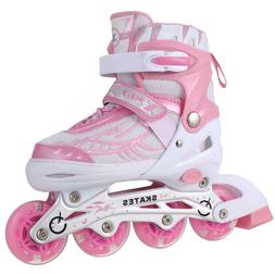 inline skates adjustable rollerblades for youth outdoor