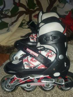 MONGOOSE Inline Skates Adjustable Sizes 5-8 Roller Blades Re