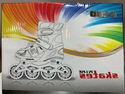 Inline Skates for Girl Roller Shoes Adjustable Outdoor Kids