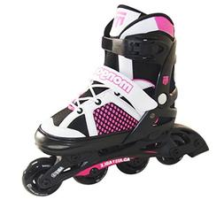 Mongoose Girl's Inline Skates, Small