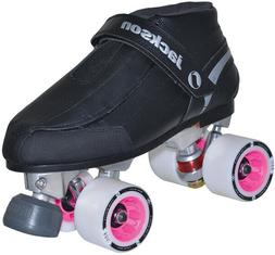 Jackson Elite Falcon Package Roller Skates with Atom Boom Wh