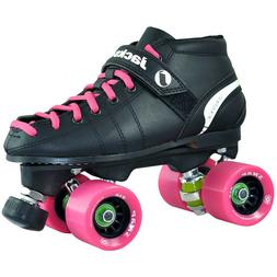 Jackson VIP Rink Quad Skate Package with Atom Snap Wheels