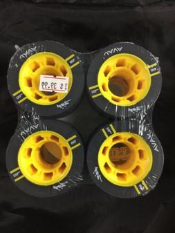 java quad roller skate wheels new in