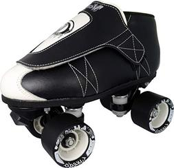 VNLA Vanilla Jr. Tuxedo Quad Speed Roller Jam Skates