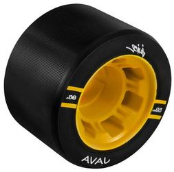 Juice Roller Skate Wheels - Java Pale 59 X 38 96A Lt Yellow