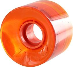 OJ Wheels Hot Juice Trans Orange Skateboard Wheels - 60mm 78