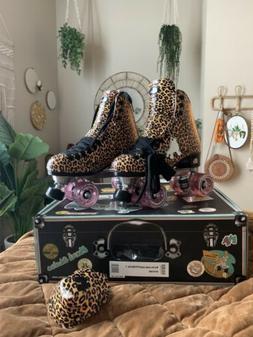 Moxi Jungle skates Size 6