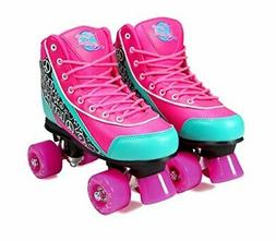 Kandy-Luscious Kid's Roller Skates - Comfortable Outdoor Chi