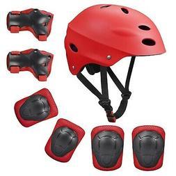 Kid's Protective Gear Set,Roller Skating Skateboard BMX Sco