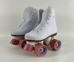 Chicago Kids Roller Skates Girls White & Pink