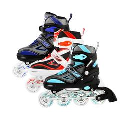 Kids/Teen Adjustable Inline Skates For Girls and Boys 13J-3,