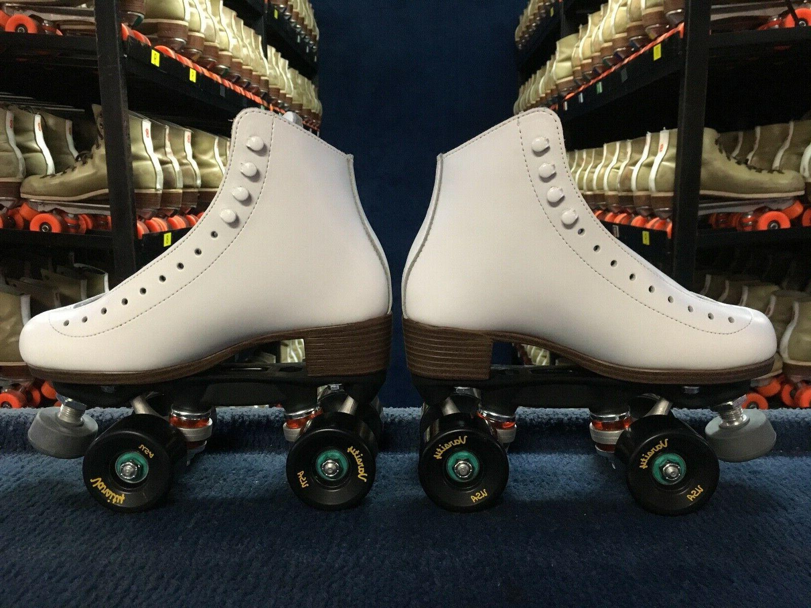 Riedell 120 Raven Artistic Package Leather Skates