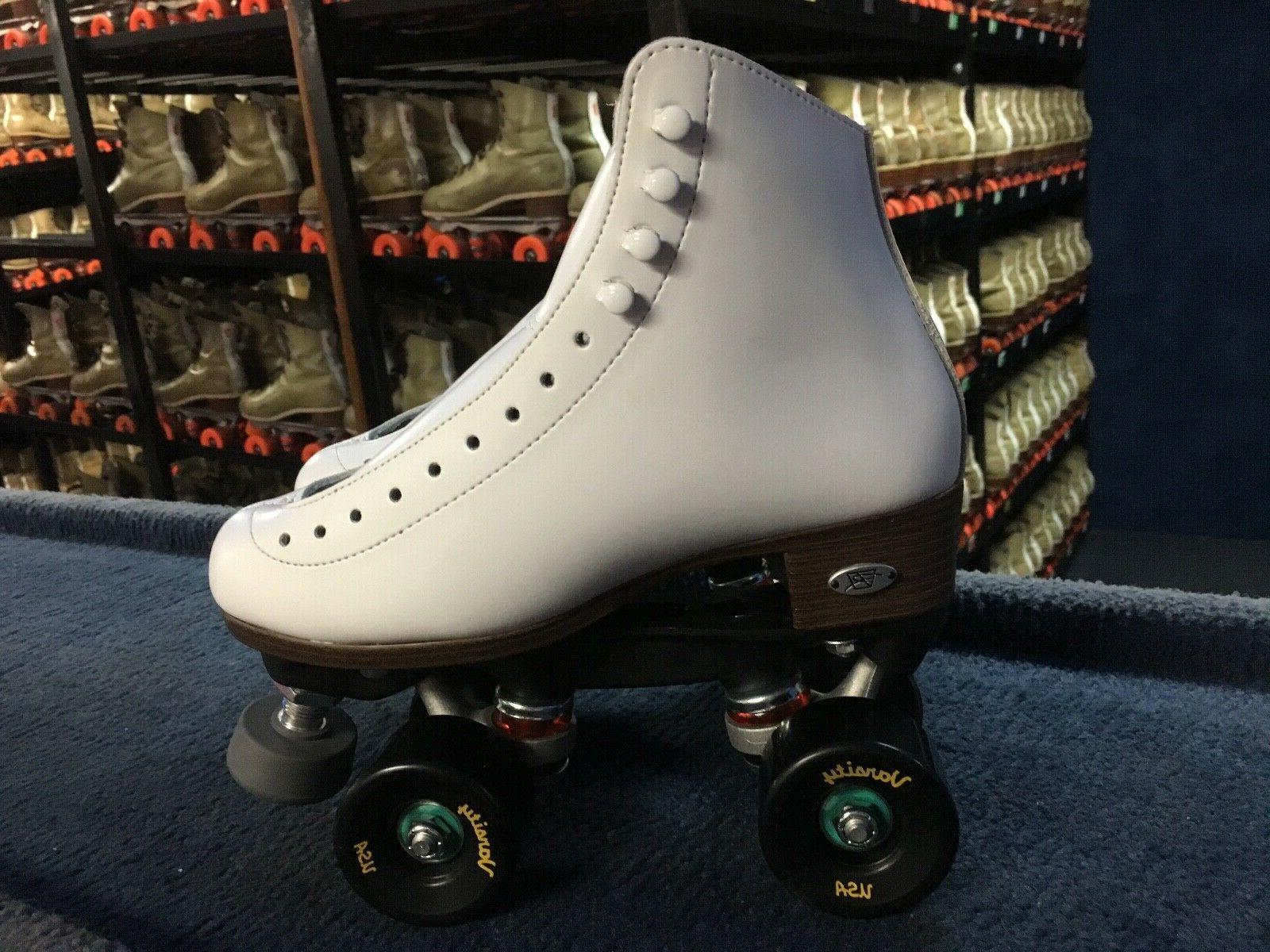 Riedell Full Artistic Skate Leather