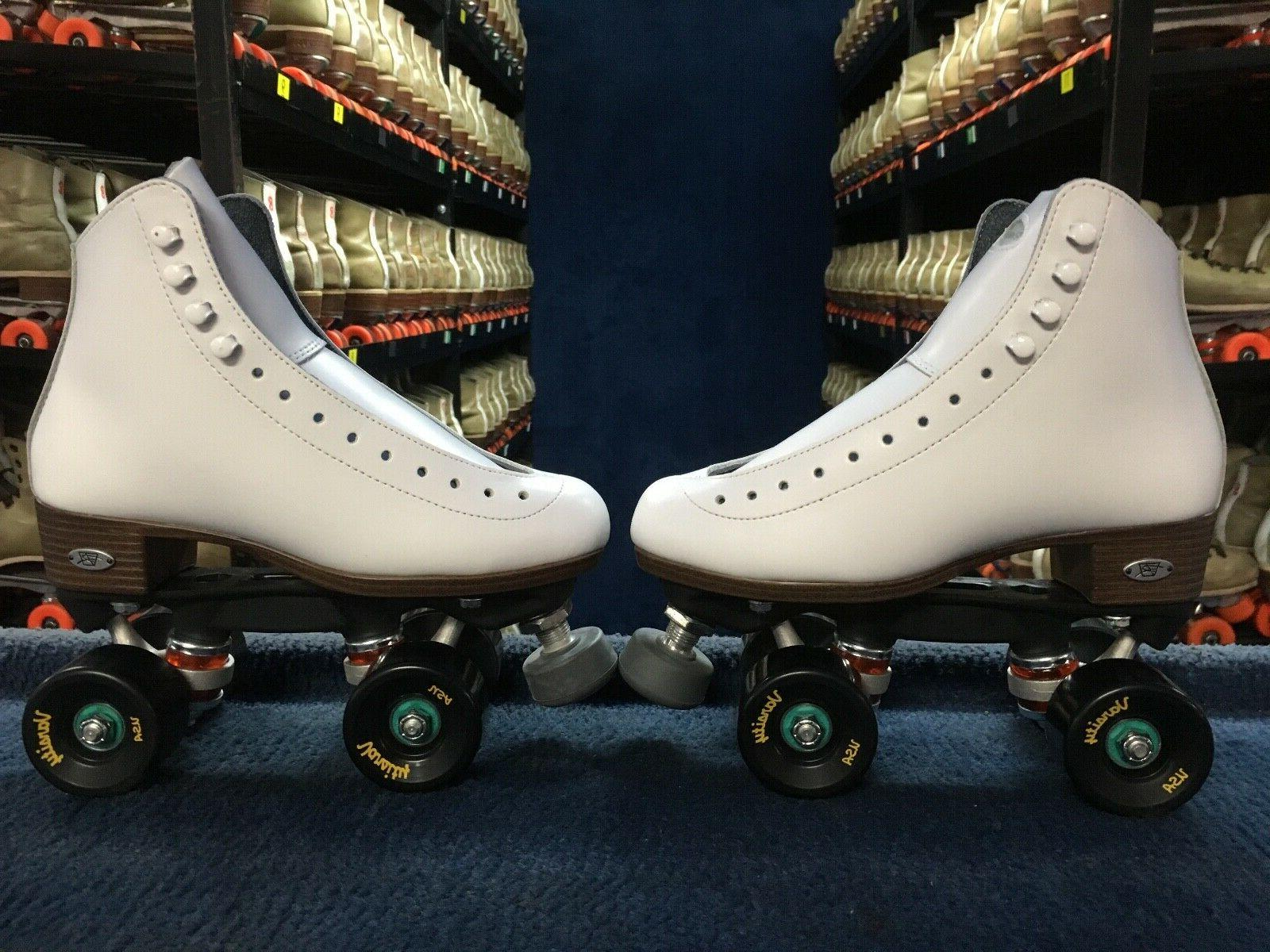 Riedell 120 Artistic Leather Skates