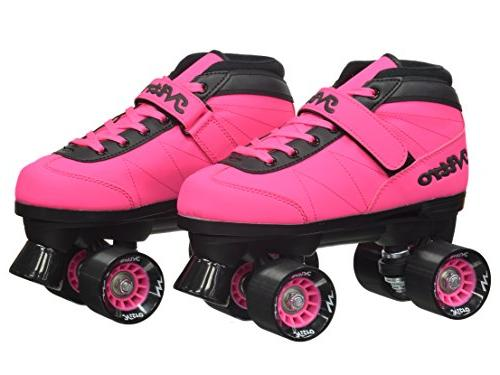 New! Turbo Outdoor Roller Skates Bundle