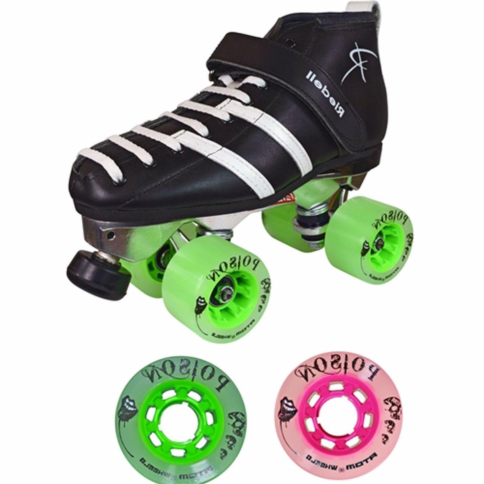 265 avanti poison quad derby skates