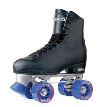 Chicago Classic Roller Skate - BLACK