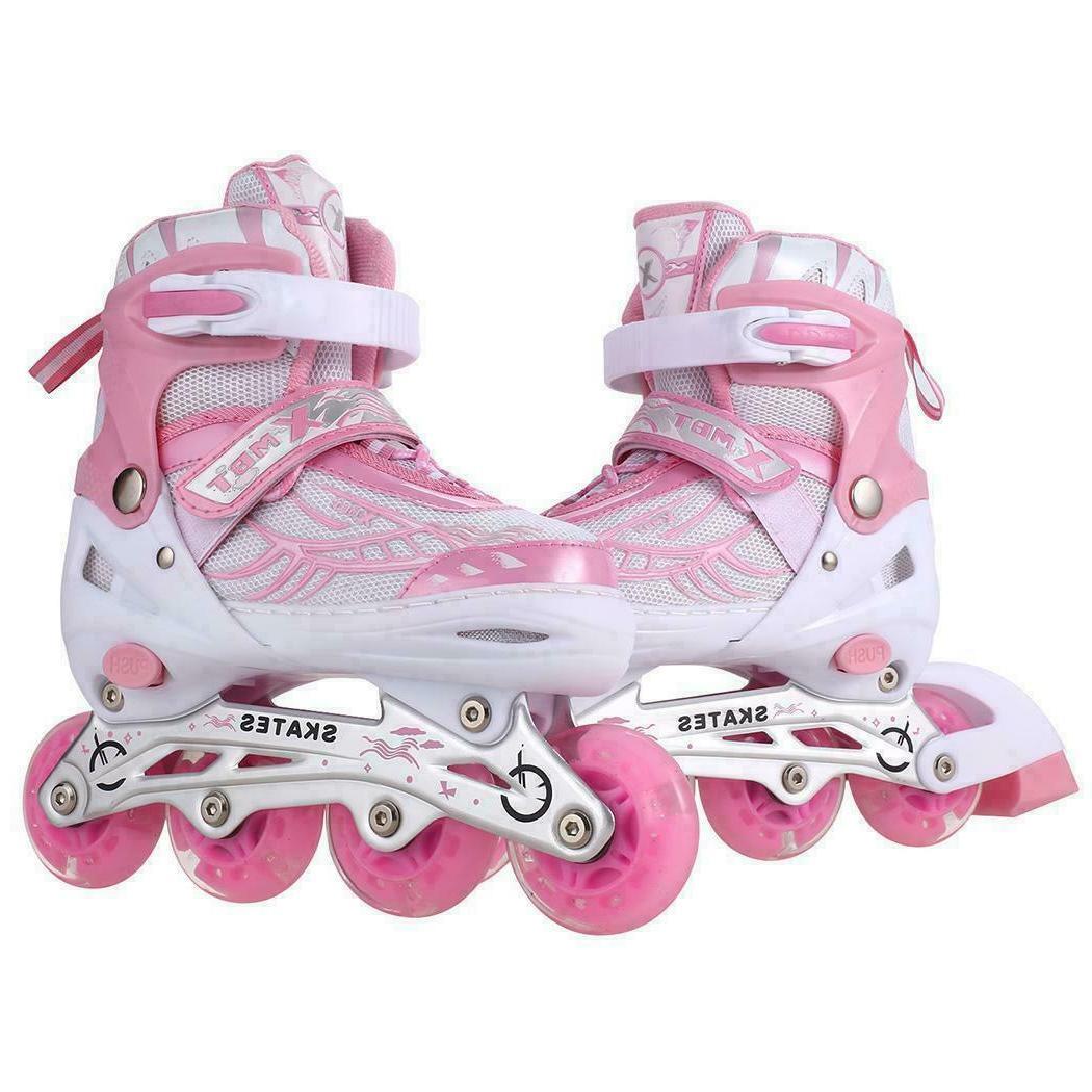 adjustable children roller skates roller blades kids