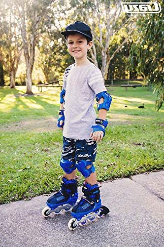 Crazy Adjustable Skates Wheels for | Small