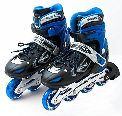XinoSports Inline for Kids, Featuring Front Awesome-looking, For 60-day