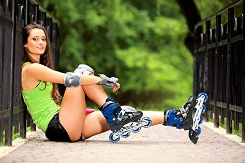 XinoSports Inline for Front Wheels, Safe and For and 60-day Guarantee!