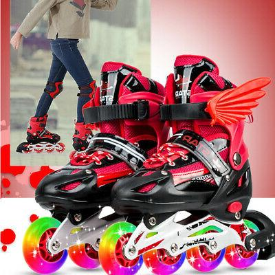 Adjustable Rink Quad Skates