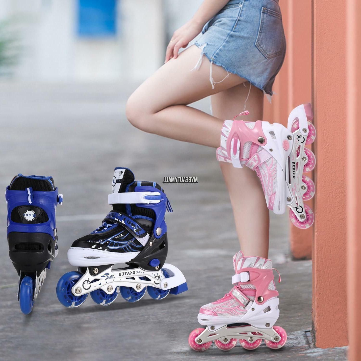 Adjustable Kids Roller Blades Inline