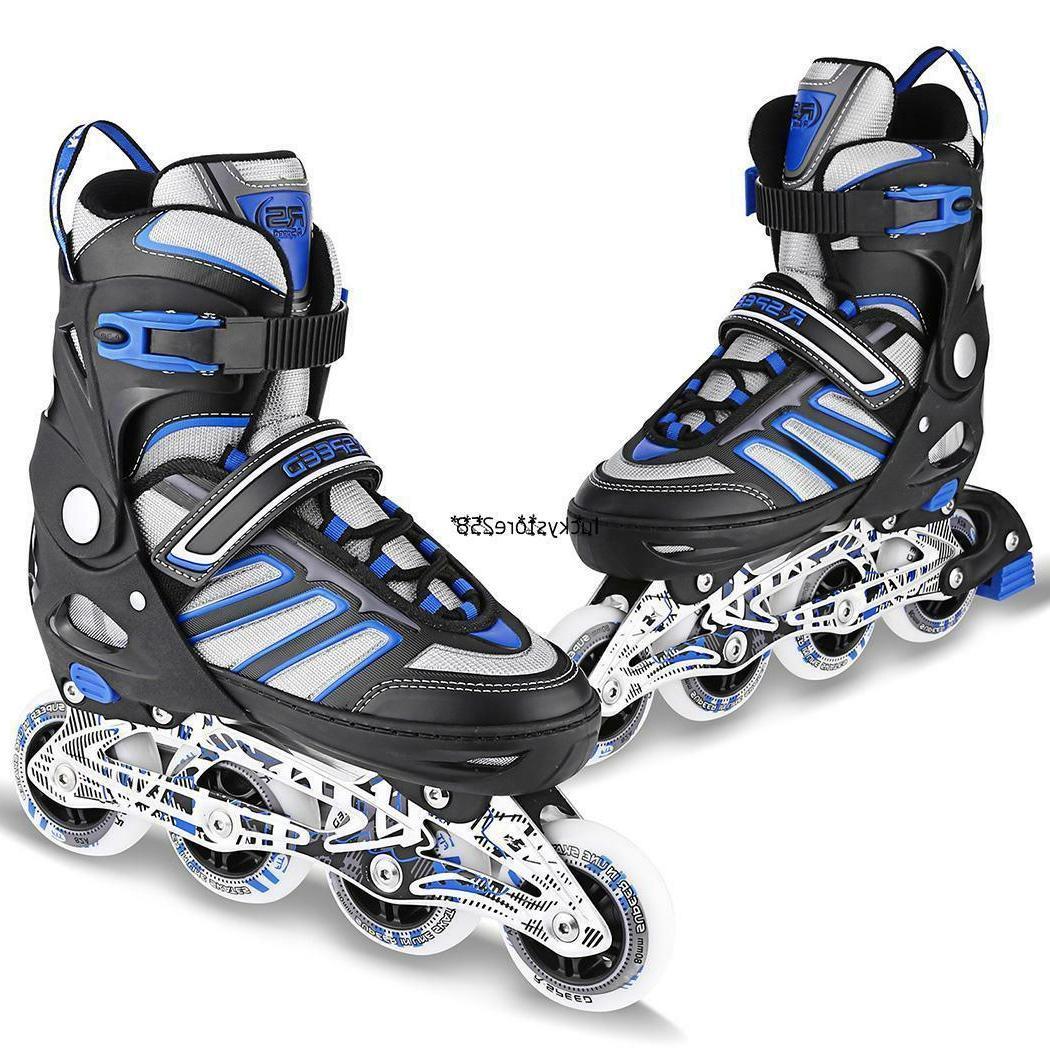 Adult Size Inline Roller Skating PU